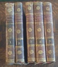 image of Nuevos Elementos De Patologia Medico-Quirurgica (1832) Complete 5 Volume  Leatherbound Set
