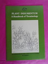 Plant Indumentum A Handbook of Terminology