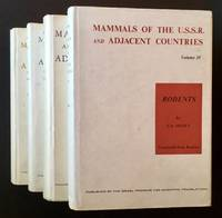 image of Mammals of the U.S.S.R.--Rodents (in 4 Vols.)