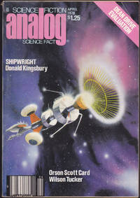 Analog Science Fiction / Science Fact, April 1978 (Volume 98, Number 4)