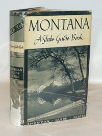 image of Montana A State Guide Book