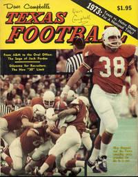 Dave Campbell's Football (Vol. XIV, No. 1, July, 1973)