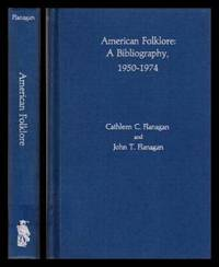 image of AMERICAN FOLKLORE:  A Bibliography 1950 - 1974