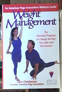 image of Weight Management; An American Yoga Association Wellness Guide (American Yoga Association Wellness Guides)
