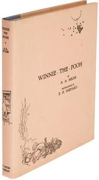 collectible copy of Winnie The Pooh