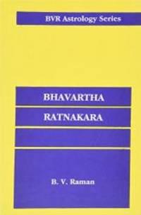 Bhavartha Ratnakara: A Mine of Astrological Gems (Astrology)