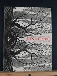 image of Fine Print: A Review for the Arts of the Book, Spring 1990; Vol 16, #1