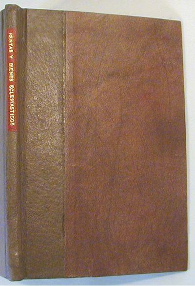 Guadalajara: Oficina del Supremo Gobierno, 1834. Early Edition. Hardcover. Fine. 8vo. 72pp. The auth...