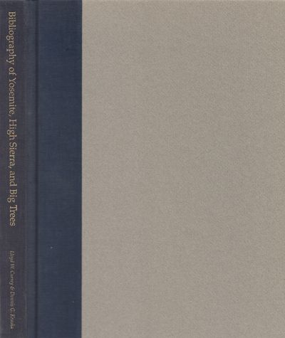 Los Angeles: Dawson's Book Shop. Very Good. 1992. Hardcover. 0870932772 . Grey paper boards with blu...