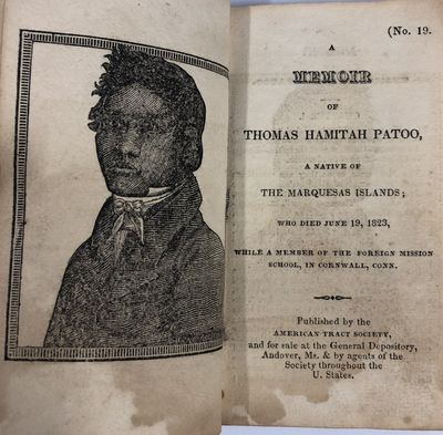 Memoir of Thomas Hamitah Patoo, A...