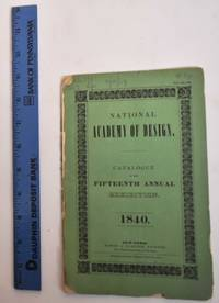 15th Annual Exhibition, National Academy of Design, 1840