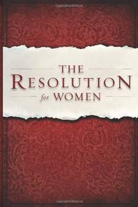 image of Resolution for Women