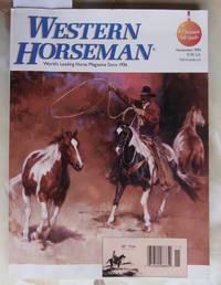 image of Western Horseman Magazine November 1995