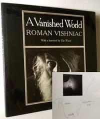 image of A Vanished World (Signed by Roman Vishniac)