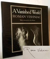 A Vanished World (Signed by Roman Vishniac)