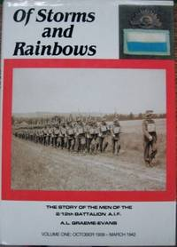 Of Storms and Rainbows [1] : the story of the men of the 2/12th Battalion A.I.F. Volume One:...