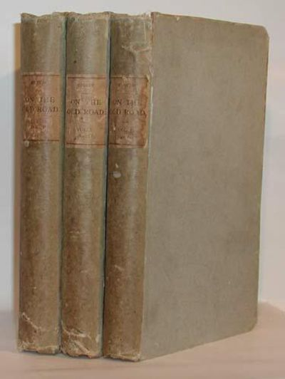 Kent: George Allen, 1885. First Editions. All three volumes of this complete set are in good conditi...