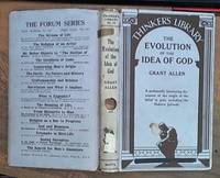 image of The evolution of the idea of God – thinker's library 18