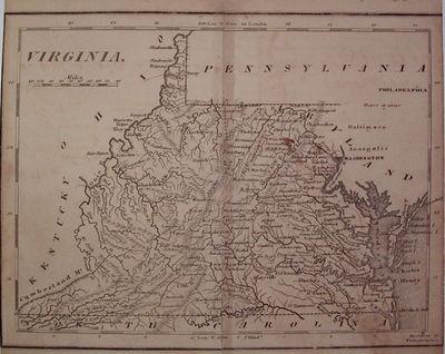 Philadelphia: Carey, Mathew, 1813. unbound. very good. Map. Uncolored engraving. Image measures 5.75...