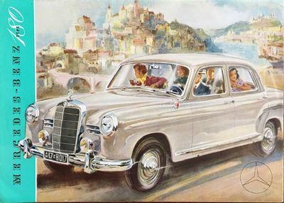 Mercedes-Benz type 180 [Dealer�s...