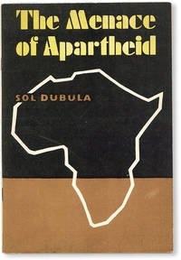 image of The Menace of Apartheid