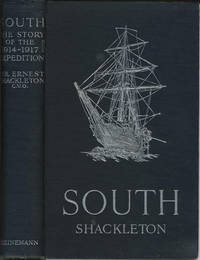 image of South.  The Story of Shackleton's Last Expedition 1914 - 1917