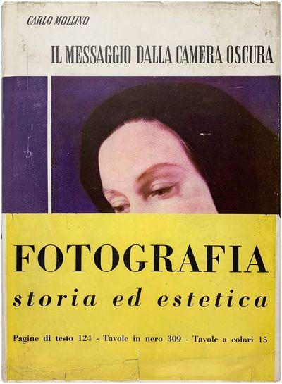 Torino: Pressa la Casa Editrice Chiantore di Torino, 1949. Rear hinge split with a small divot to th...