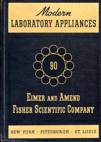 Catalog 90: Modern Laboratory Appliances