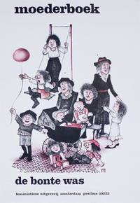 Poster: Moederboek / De Bonte Was [Motherbook / Colored Laundry]
