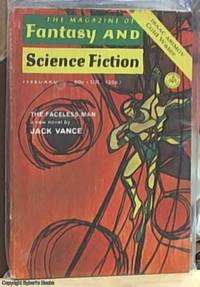 Fantasy and Science Fiction; Volume 40 Number 2, February 1971 by  Edward L. -- Editor Ferman - Paperback - First Edition - 1971 - from Syber's Books ABN 15 100 960 047 (SKU: 0110293)