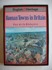image of English Heritage Book of Roman Towns in Britain