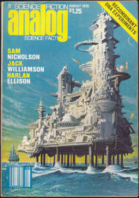 Analog Science Fiction / Science Fact, August 1978 (Volume 98, Number 8)