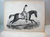 View Image 3 of 4 for A COMPARATIVE VIEW OF THE FORM AND CHARACTER OF THE ENGLISH RACER AND SADDLE-HORSE During the Last a... Inventory #9546