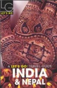 Let's Go India & Nepal 8th Ed by Let's Go Inc - Paperback - 2003-07-09 - from Books Express (SKU: 031232006X)
