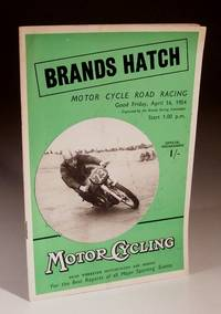 National Motor Cycle Road Races, Brands Hatch Circuit, Good Friday 16th April 1954 - Official...