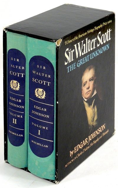 Macmillan Company, 1970. Hardcover. Very Good. Hardcover. First printing. Blue cloth boards with dar...