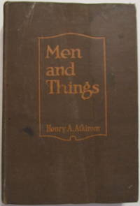 Men and Things