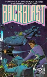 Backblast (Ghoster #2)