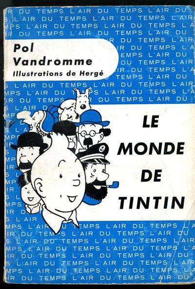 Paris: Gallimard, 1959. First Edition. Softcover. Very Good Condition. Hergé. Original wraps, wraps...