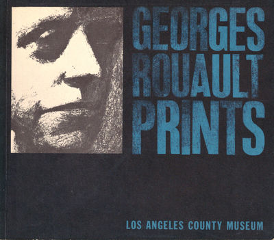 LA: Los Angeles County Museum, 1961. Paperback. Very good. Wraps a bit tanned and rubbed on rear, el...