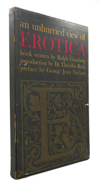 image of AN UNHURRIED VIEW OF EROTICA