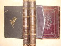 MIR'AT AL HARAMAIN (VIEW OF THE TOW HOLY SANCTUARIES ) , 3 PARTS IN 4 VOLUMES COMPLETE SET