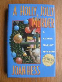 image of A Holly, Jolly Murder