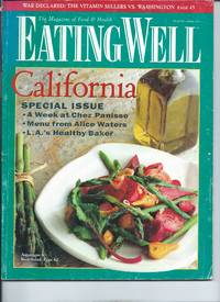 Eating Well The Magazine of Food & Health   April/April 1991