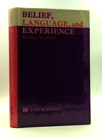 image of BELIEF, LANGUAGE, AND EXPERIENCE