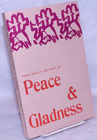 image of Poems read in peace and gladness