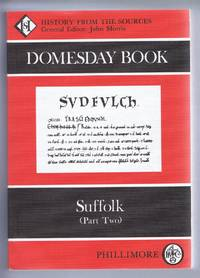 Domesday Book. Volume 34: Suffolk (Part Two)