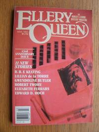 image of Ellery Queen Mystery Magazine March 1984