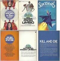 """""""J.T. MCINTOSH"""" NOVELS 3-VOLUMES: Snow White and the Giants (aka Time for a Change) /..."""