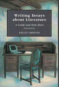 image of Writing Essays About Literature A Guide and Style Sheet